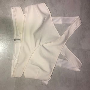 Tops - White bandeau